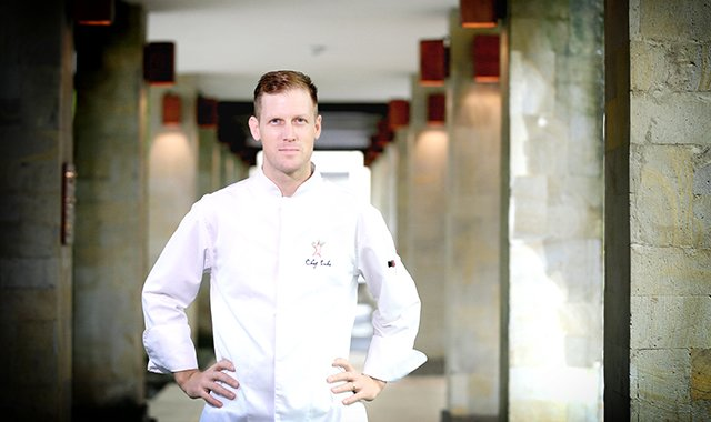 the Legian Bali | Dining | Chef Luke
