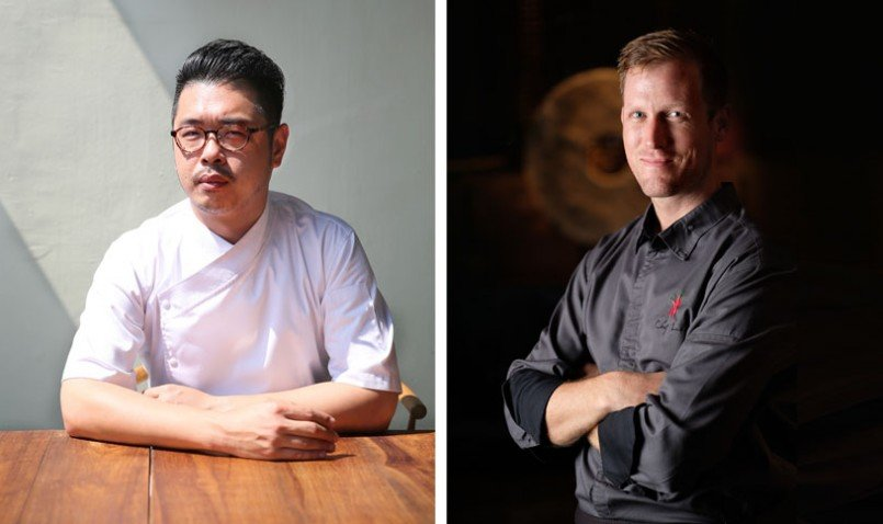 An Epicurean Evening with Daniel Sia & Luke MacLeod to Celebrate The Legian Bali's 20th Anniversary