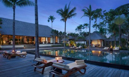 Main Pool | The Legian Bali | Luxury Villas in Seminyak