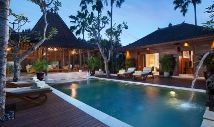 The Club at the Legian | Villa Overview