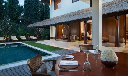 Kayu Aya Club Villa Pool | Luxury Resort Bali | The Legian Bali
