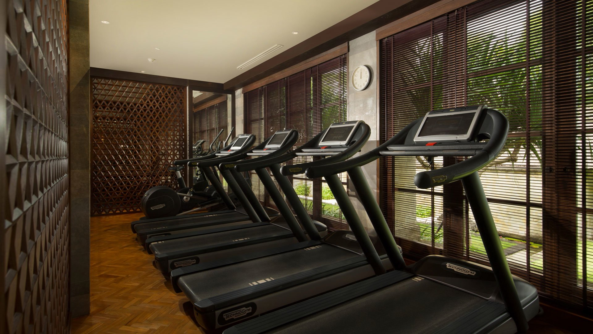 The Legian Bali | Gym | Treadmill