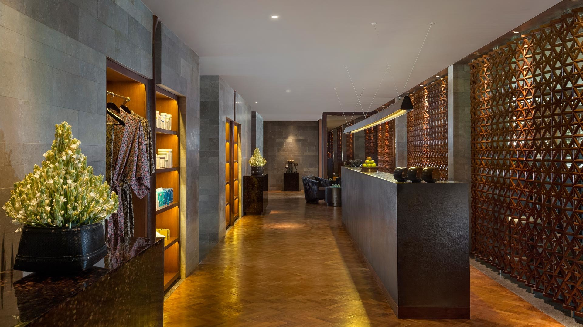 Spa Wellness | Reception | The Legian Bali