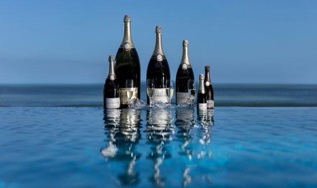 The Legian Bali | Champagne Bar