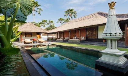 One Bedroom Villa Pool | The Legian Bali