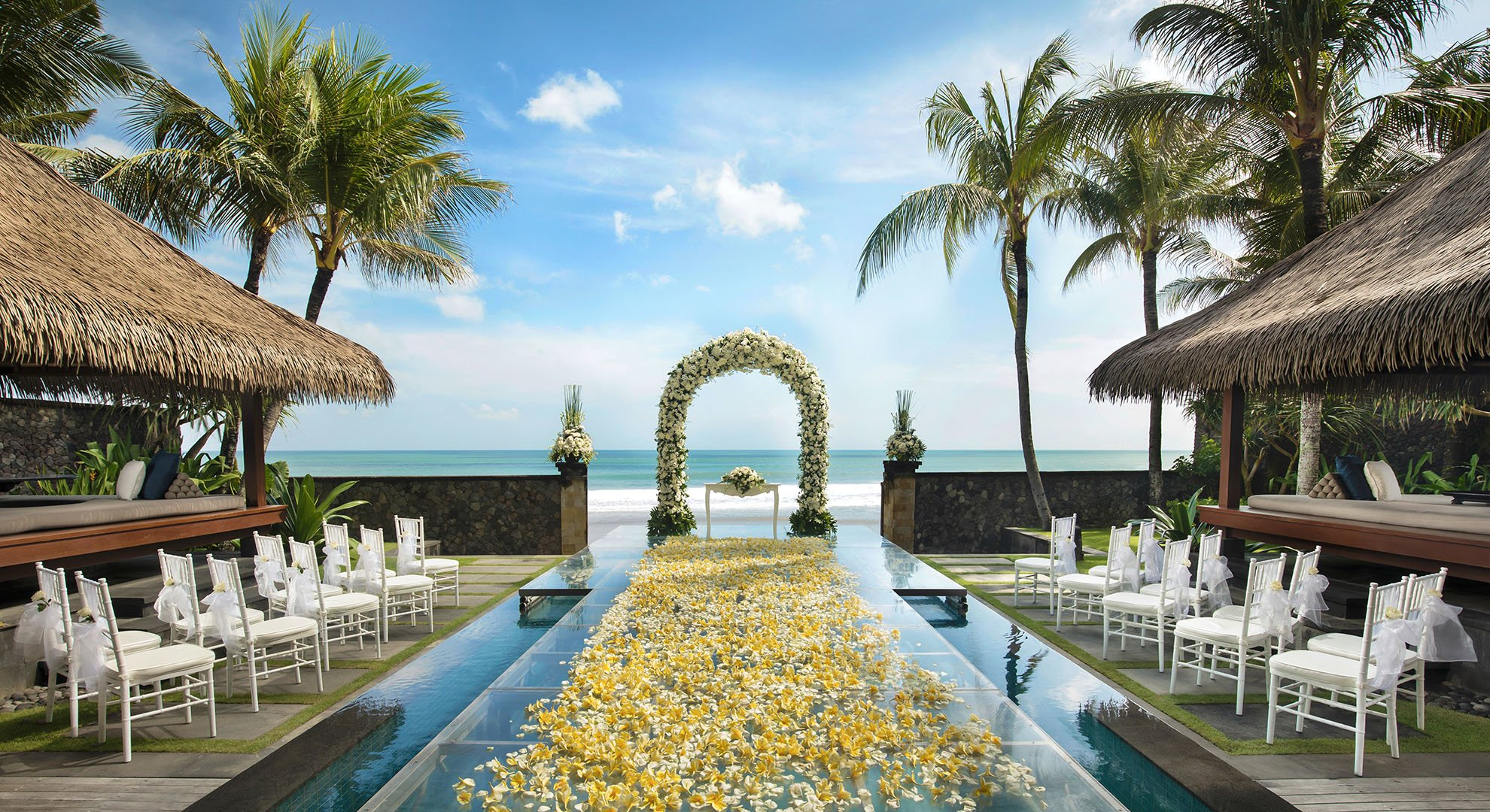 Bali Weddings | Weddings at The Legian Bali
