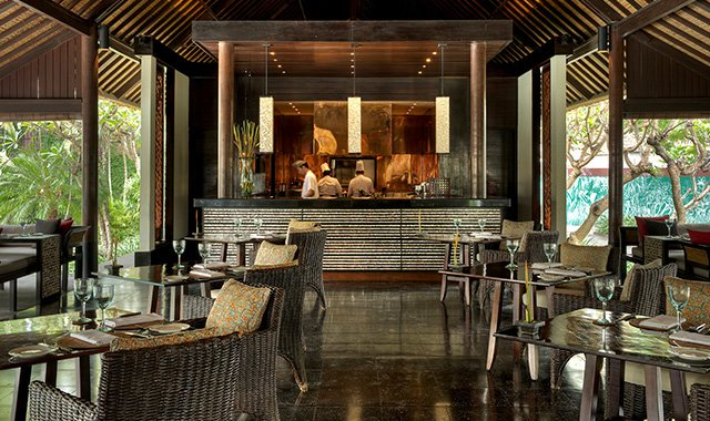 Club Lounge - Dining - The Legian Bali