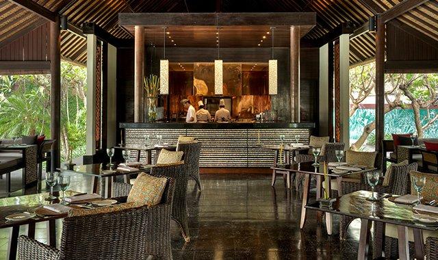 Club Lounge - Dining - The Legian Bali