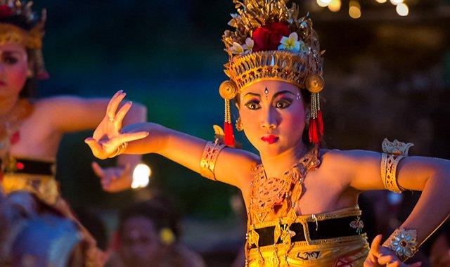 Kecak Dance – The Legian Bali