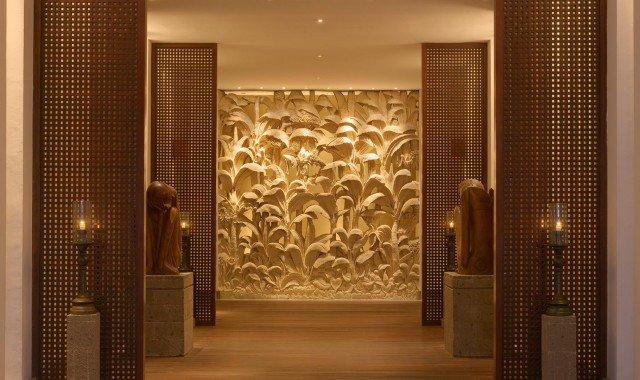 Lobby Entrance - The Legian Bali