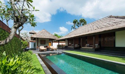 One Bedroom Villa pool - Club at The Legian Bali