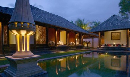 One Bedroom Villa sunset - Club at The Legian Bali