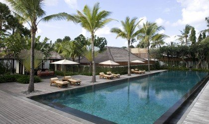 Pool View - Club at The Legian Bali