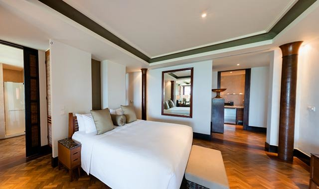 Studio suite at the Legian Bali | Best Beachfront Hotels in Bali